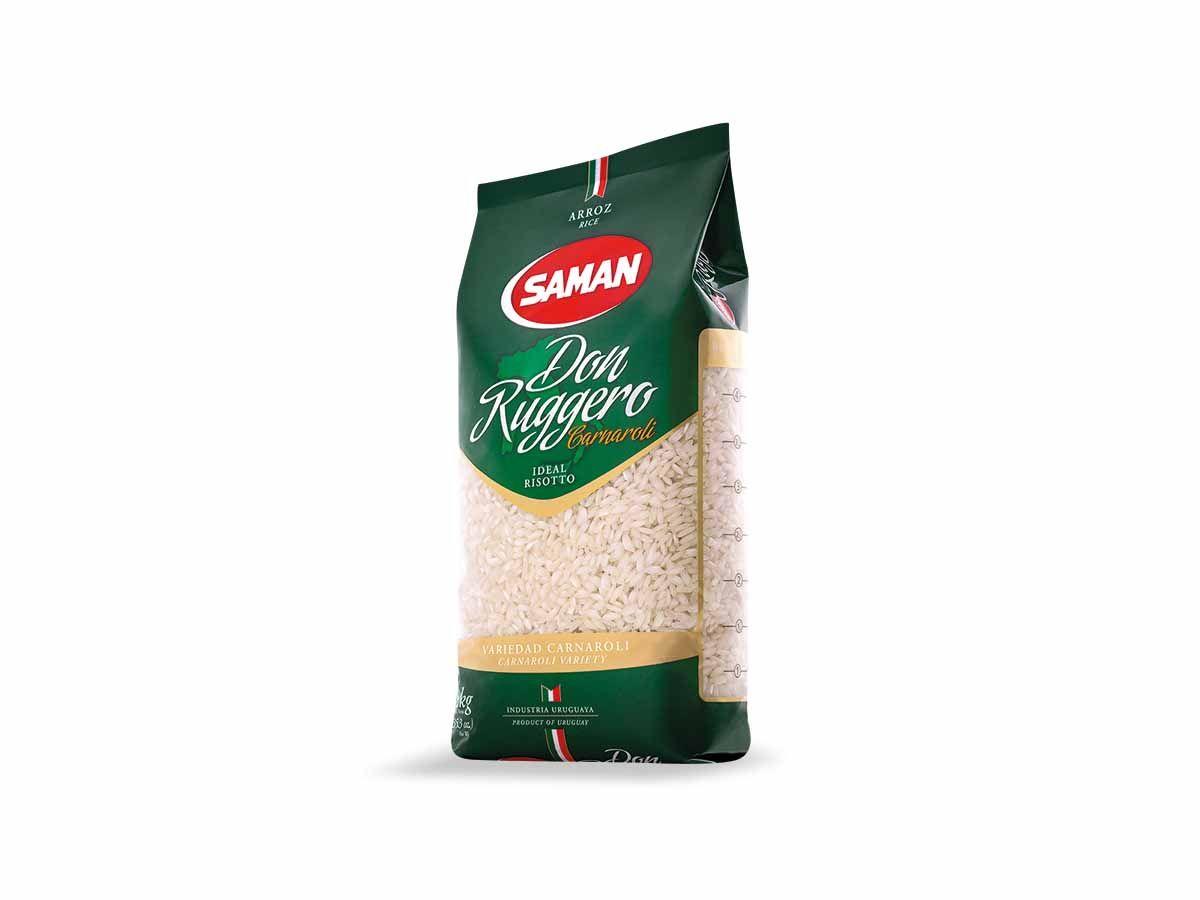 Arroz Saman Don Ruggero Carnaroli 1kg En Tienda Inglesa