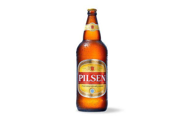 Cerveza PILSEN Botella 960 ml en Tienda Inglesa