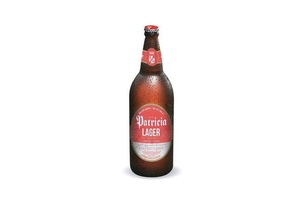 Cerveza PATRICIA Botella Retornable 960cc en Tienda Inglesa