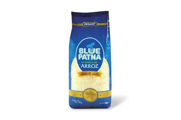 Arroz BLUE PATNA 1 Kg en Tienda Inglesa