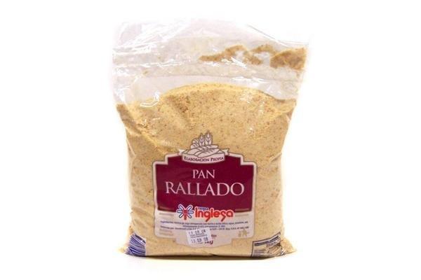 Pan Rallado TIENDA INGLESA  1kg en Tienda Inglesa