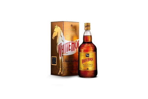 Whisky WHITE HORSE 1L en Tienda Inglesa