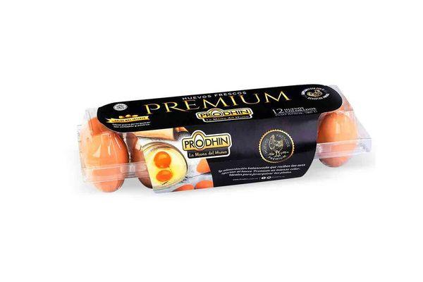 Huevo Colorado PRODHIN Premium 12 Unidades en Tienda Inglesa