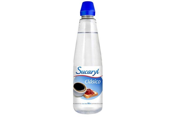 Edulcorante SUCARYL Liquido 180ml en Tienda Inglesa