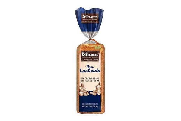 Pan Americano LOS SORCHANTES Lactal 500g en Tienda Inglesa