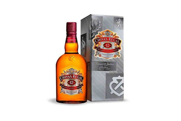Whisky CHIVAS REGAL 1L en Tienda Inglesa