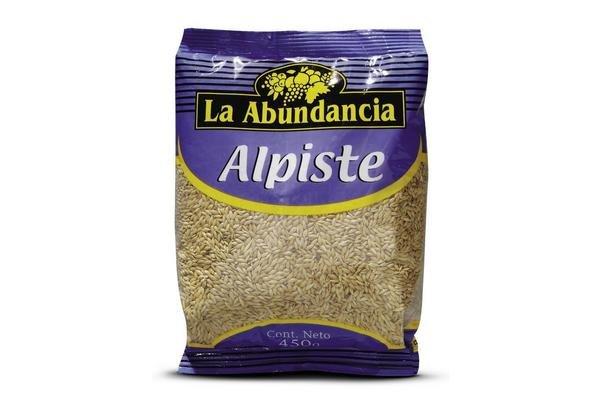 Alpiste LA ABUNDANCIA 450g en Tienda Inglesa