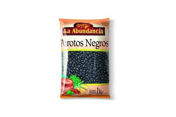 Porotos Negros LA ABUNDANCIA 1 Kg en Tienda Inglesa