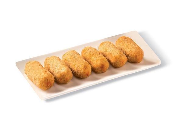 Croquetas de Arroz Jamón y Queso Fritas (kg) en Tienda Inglesa