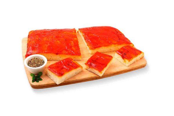 Pizza Casera TIENDA INGLESA Rectangular (48 x 30 cm) en Tienda Inglesa