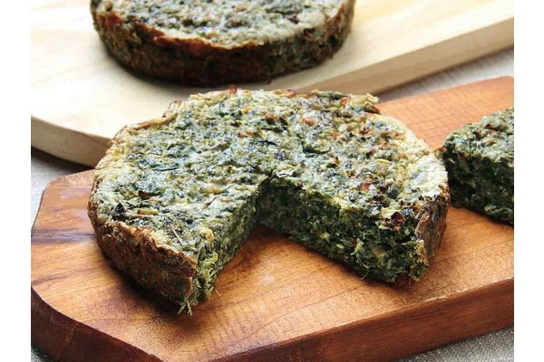 Tortilla de Acelga Reducida en Calorías en Tienda Inglesa