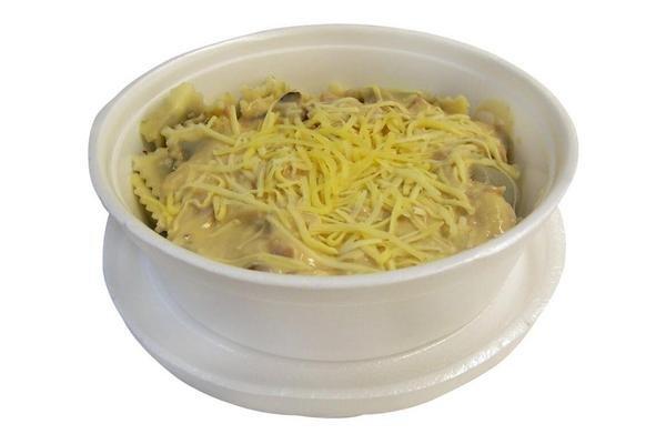 Ravioles con Salsa Carusso Porción en Tienda Inglesa