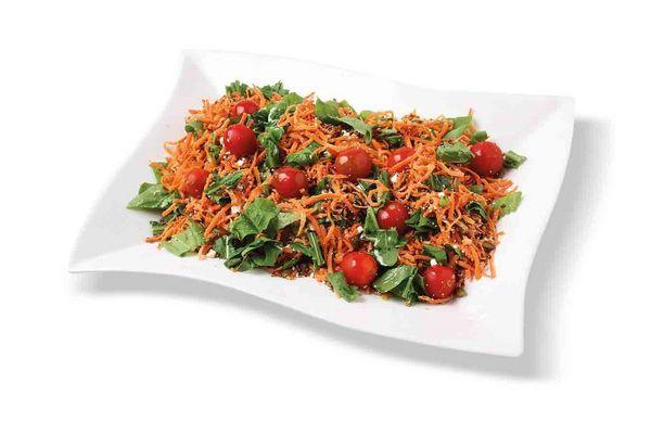 Ensalada de Zanahoria Asada y Quinoa en Tienda Inglesa