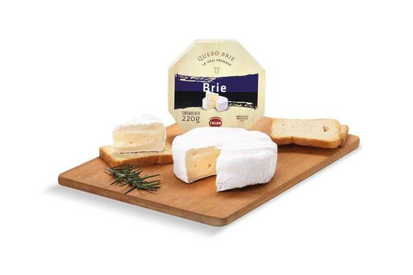 Queso TALAR Petit Brie 220g en Tienda Inglesa