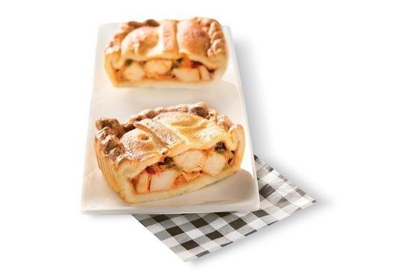 Torta de Pollo Individual (kg) en Tienda Inglesa