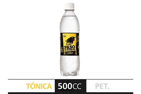 Refresco PASO DE LOS TOROS Tónica 500 ml en Tienda Inglesa