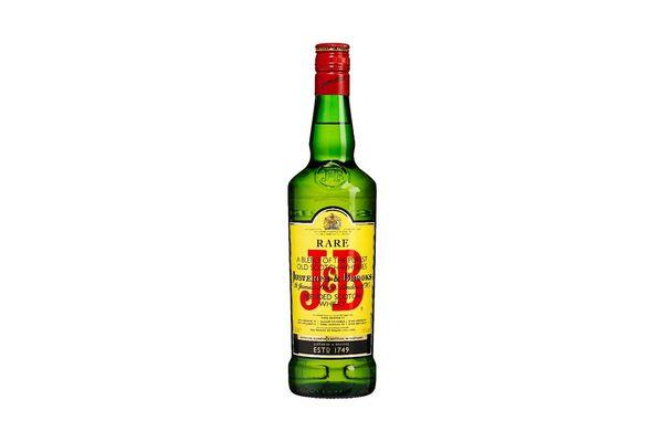 Whisky J y B 1L en Tienda Inglesa