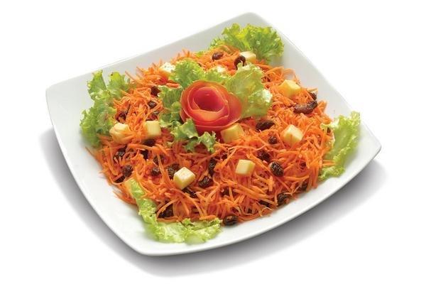 Ensalada de Zanahoria y Pasas (Kg) en Tienda Inglesa