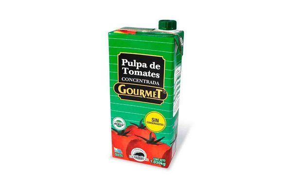 Pulpa de Tomate GOURMET 1.030 Kg en Tienda Inglesa