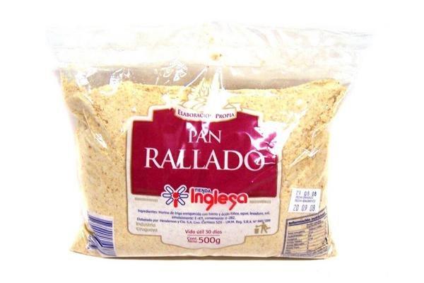Pan Rallado TIENDA INGLESA 500g en Tienda Inglesa