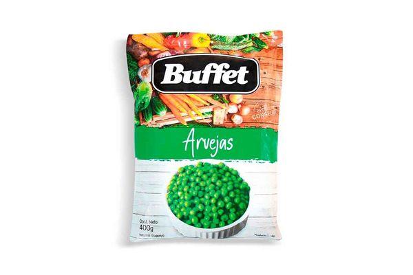 Arvejas Congeladas BUFFET 400 gr en Tienda Inglesa