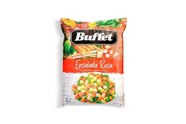 Ensalada Rusa BUFFET 500g en Tienda Inglesa