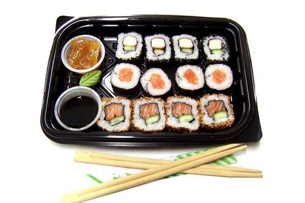 Uramaki 12 Piezas en Tienda Inglesa