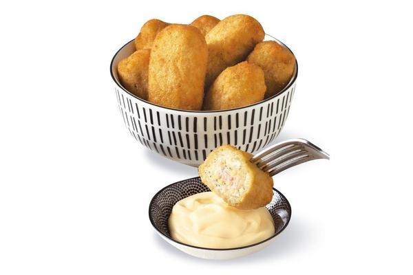 Croquetas de Papa Jamón y Queso Frita (kg) en Tienda Inglesa