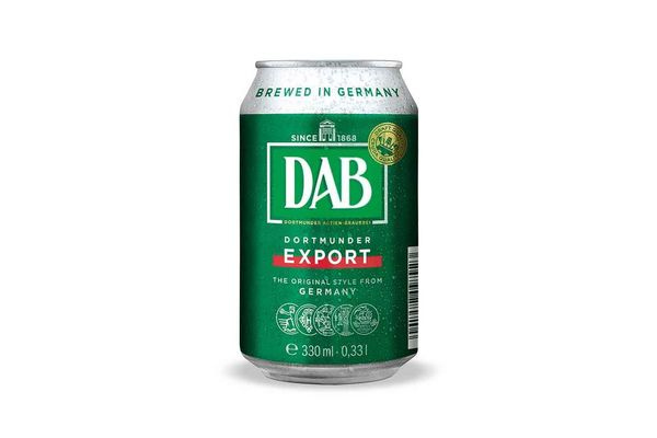 Cerveza DAB Lata 330 ml en Tienda Inglesa