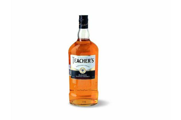 Whisky TEACHER'S 1 L en Tienda Inglesa