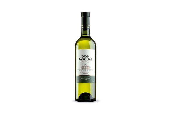 Vino Blanco DON PASCUAL  Chardonnay 750ml en Tienda Inglesa