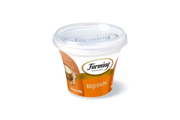 Queso Untable FARMING  Requeson 200g en Tienda Inglesa