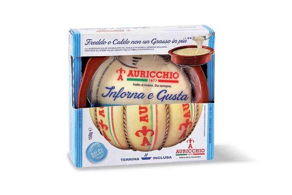 Queso Provolone Tarrina AURICCHIO 150g en Tienda Inglesa