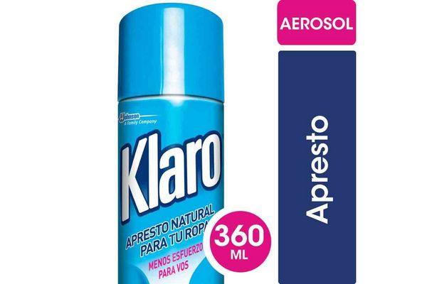 Apresto KLARO 400cc en Tienda Inglesa