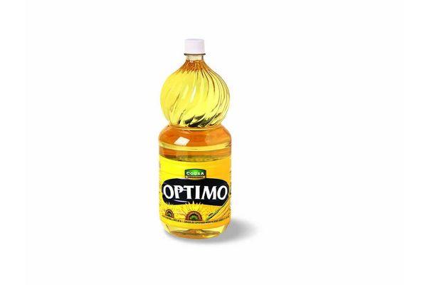 Aceite de Girasol y Maíz OPTIMO 2 L en Tienda Inglesa