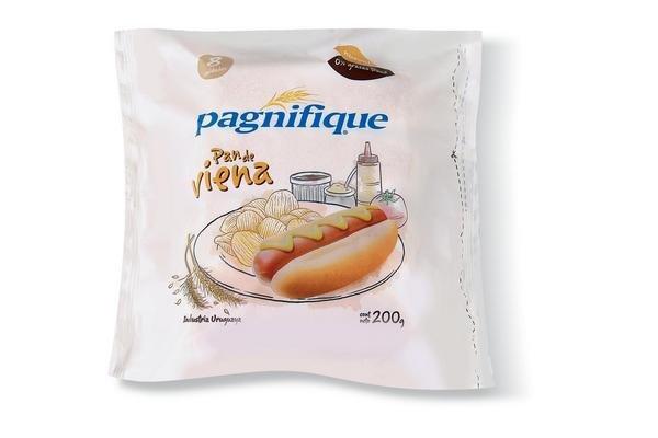 Pan de Viena PAGNIFIQUE x 8 Unidades en Tienda Inglesa