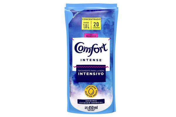 Suavizante Concentrado Original COMFORT 450 ml en Tienda Inglesa