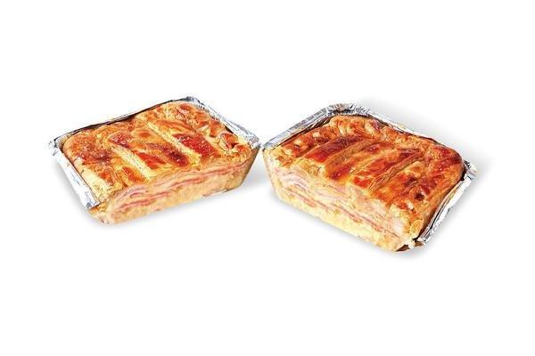 Torta de Jamón, Queso y Ananá TIENDA INGLESA en Tienda Inglesa