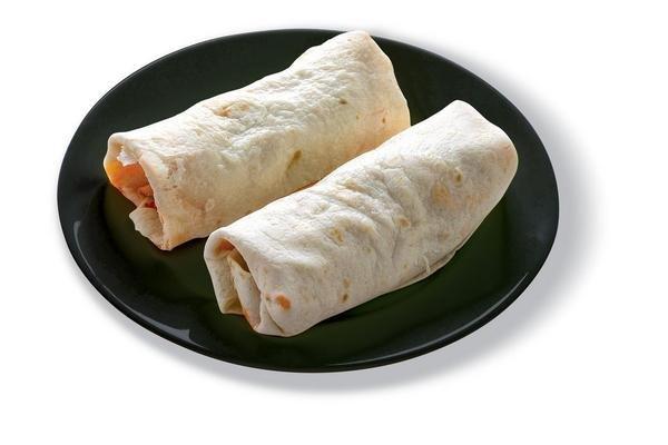 Burrito Mexicano de Pollo en Tienda Inglesa