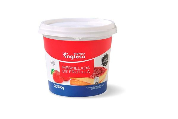 Mermelada TIENDA INGLESA de Frutilla 500 gr en Tienda Inglesa