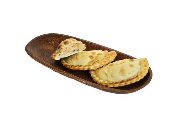 Empanada de Pollo en Tienda Inglesa