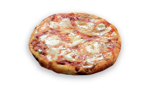 Pizza con Jamón y Queso 160 gr en Tienda Inglesa