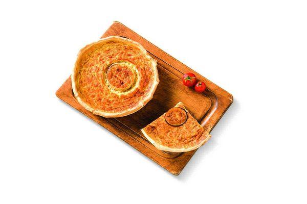 Tarta de Cebolla TIENDA INGLESA en Tienda Inglesa