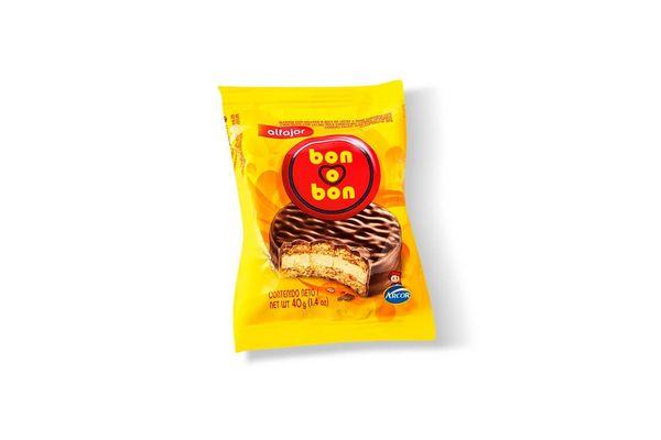 Alfajor de Chocolate BON O BON 40 gr en Tienda Inglesa