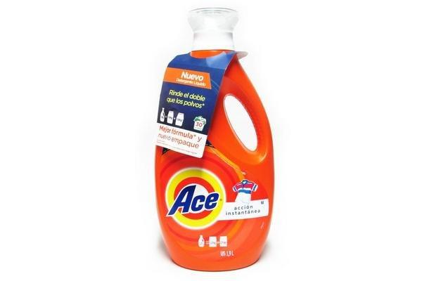 Jabón ACE Power Liquido 1900ml en Tienda Inglesa
