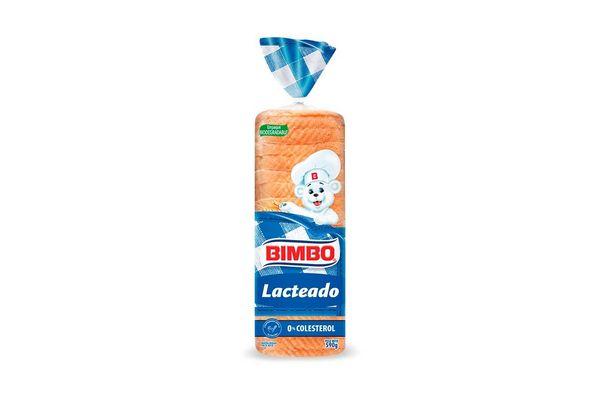 Pan Lactal BIMBO Grande 590 gr en Tienda Inglesa