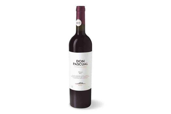 Vino DON PASCUAL Tinto Tannat Roble 750 ml en Tienda Inglesa