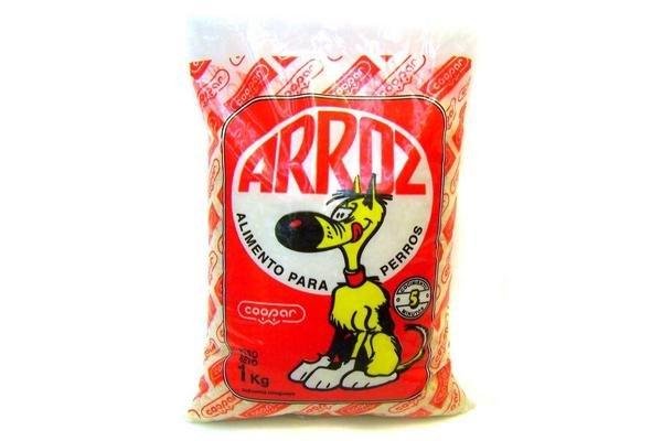 Arroz Alimento para Perros Coopar 1Kg en Tienda Inglesa