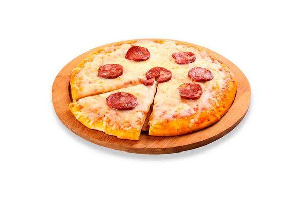 Pizza Peperoni en Tienda Inglesa