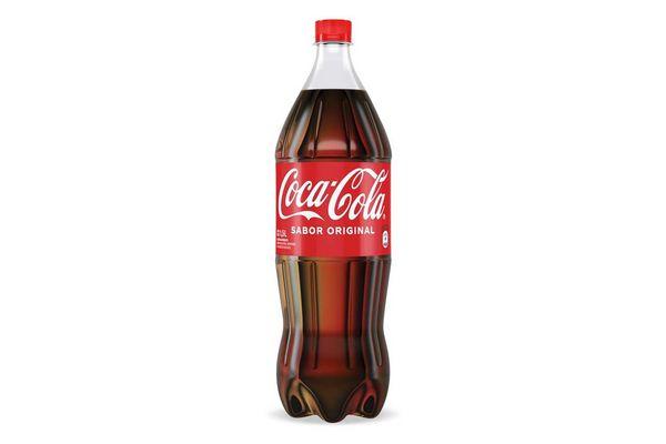 Refresco COCA-COLA Sabor Original Descartable 1.5 L en Tienda Inglesa
